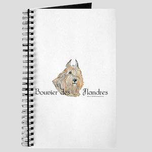 Bouvier Sweetie Journal