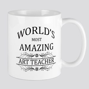 World's Most Amazing Art Teacher Mug