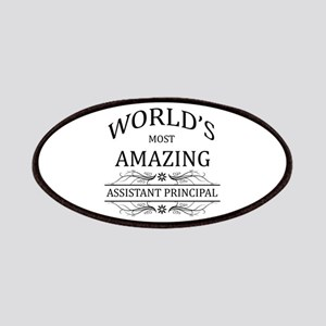 World's Most Amazing Assistant Principal Patches