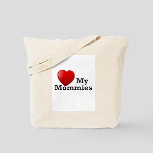 Love my Mommies Tote Bag