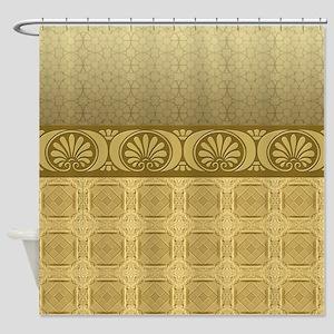 Roman Villa Shower Curtain