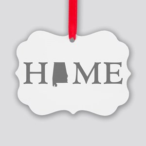 Alabama home state Ornament