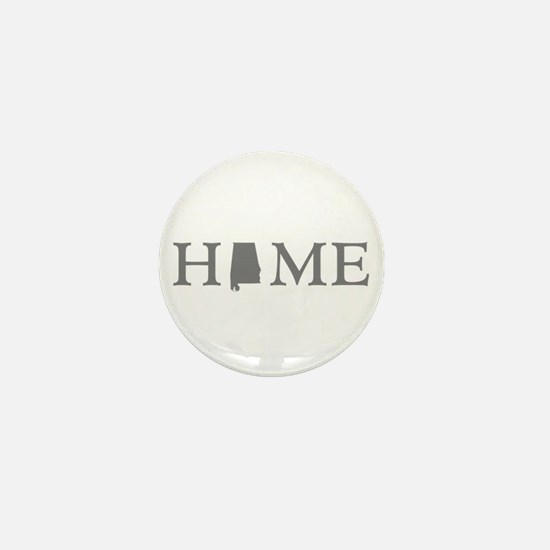 Alabama home state Mini Button