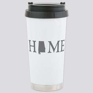 Alabama home state Travel Mug