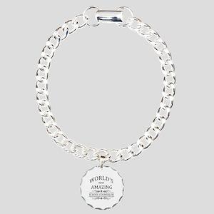 World's Most Amazing Sch Charm Bracelet, One Charm