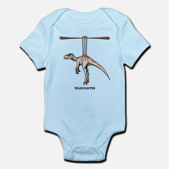 Velocicopter Infant Bodysuit