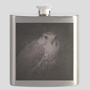 Falcon, Bird of Prey by Tom Conway. Flask