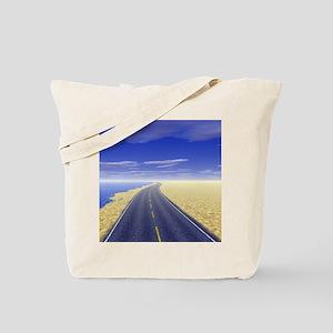 Fine Day Tote Bag
