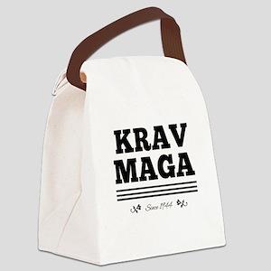 Krav Maga since 1944 Canvas Lunch Bag