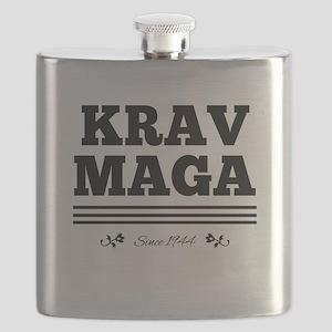 Krav Maga since 1944 Flask