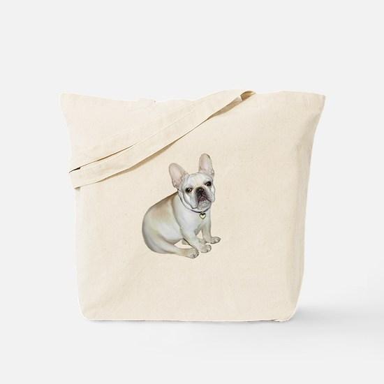 French Bulldog (#2) Tote Bag