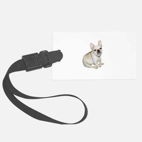 French Bulldog (#2) Luggage Tag