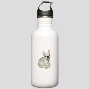 French Bulldog (#2) Stainless Water Bottle 1.0L