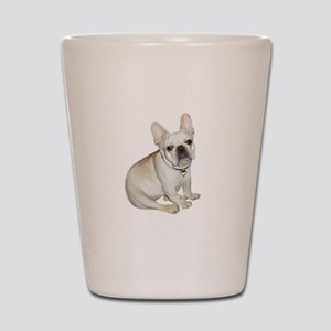 French Bulldog (#2) Shot Glass