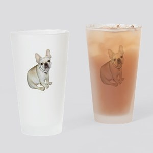 French Bulldog (#2) Drinking Glass