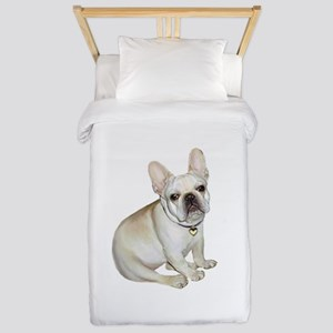 French Bulldog (#2) Twin Duvet