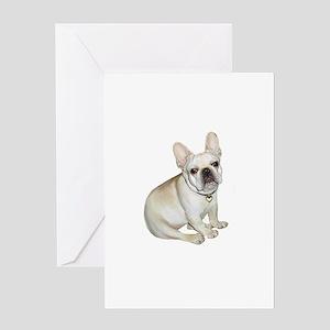 French Bulldog (#2) Greeting Card
