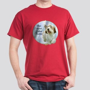 PBGV Portrait Dark T-Shirt