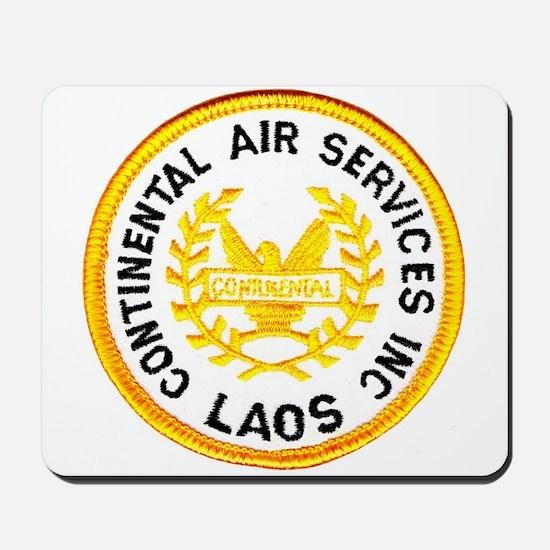 Continental Air Laos Mousepad