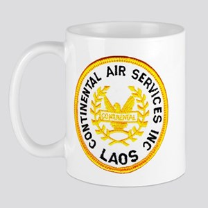 Continental Air Laos Mug