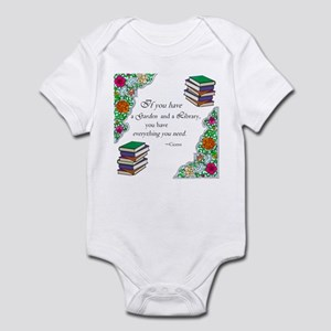 Cicero quote Infant Bodysuit