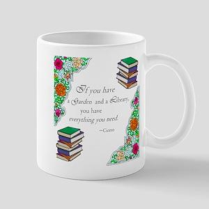 Cicero quote Mug