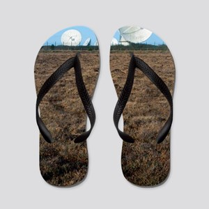Goonhilly Earth Station Flip Flops
