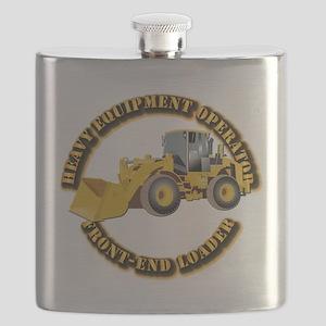 Hvy Equipment Operator - Front End Loader Flask