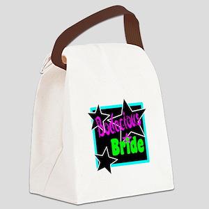 Bodacious Bride/ Canvas Lunch Bag