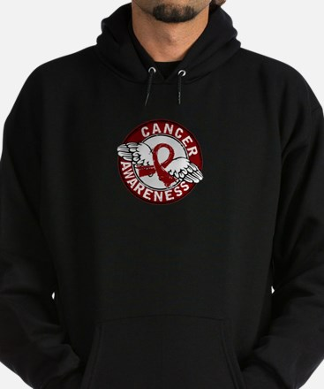 Multiple Myeloma Awareness 14 Hoodie (dark)