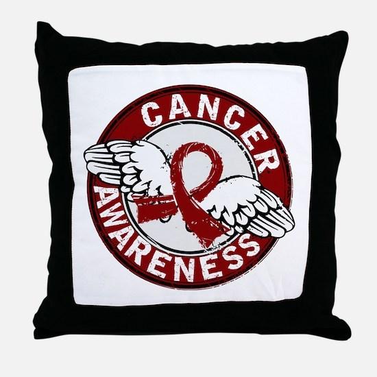 Multiple Myeloma Awareness 14 Throw Pillow