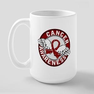 Multiple Myeloma Awareness 14 Large Mug