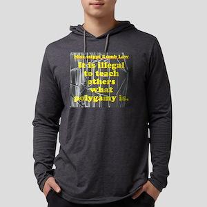 Mississippi Dumb law #1 Long Sleeve T-Shirt