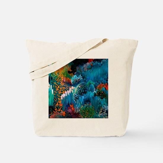 Joaquin Mir Abstract Tote Bag