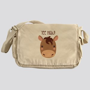 Yee Haw! Messenger Bag