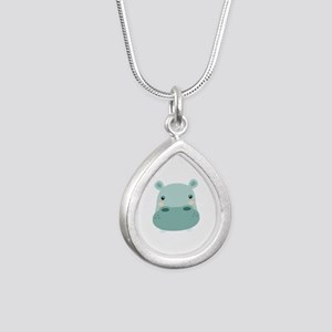 Cute Hippo Necklaces