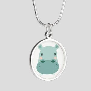 Cute Hippo Necklaces