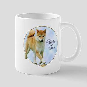 Shiba Portrait Mug