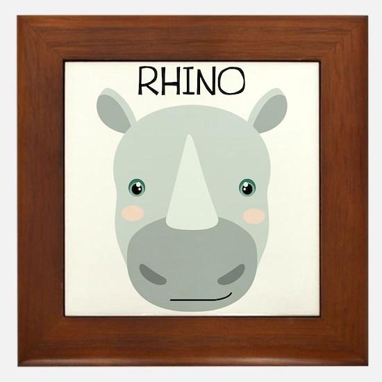 RHINO Framed Tile