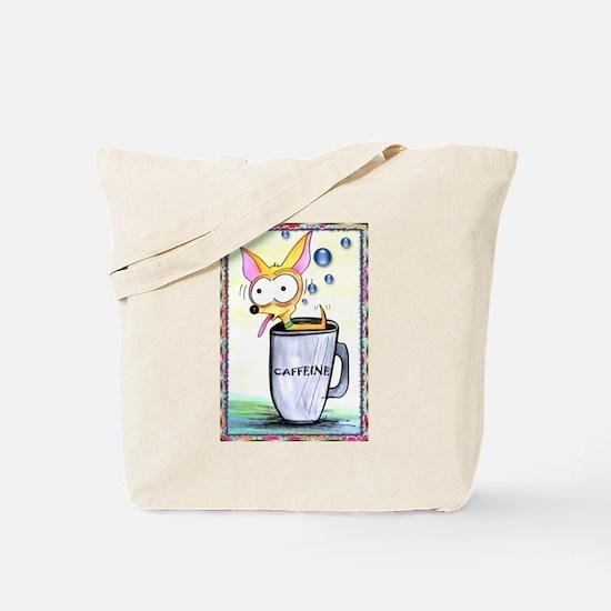 Funny Chihuahua, Tote Bag