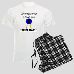 Worlds Best Havanese (Custom) Pajamas