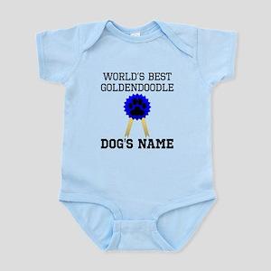 Worlds Best Goldendoodle (Custom) Body Suit