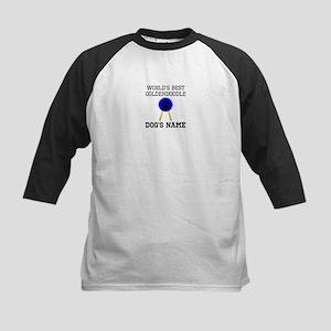 Worlds Best Goldendoodle (Custom) Baseball Jersey