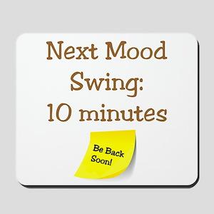 Scott Designs Mood Swings Mousepad