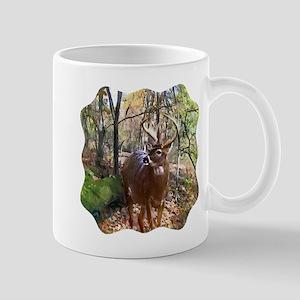 Woodland Buck Deer Mug