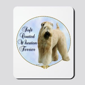 Wheaten Portrait Mousepad