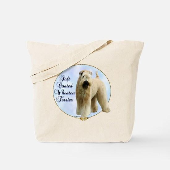 Wheaten Portrait Tote Bag