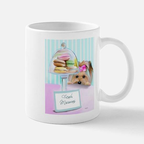 Macarons Signed Mugs