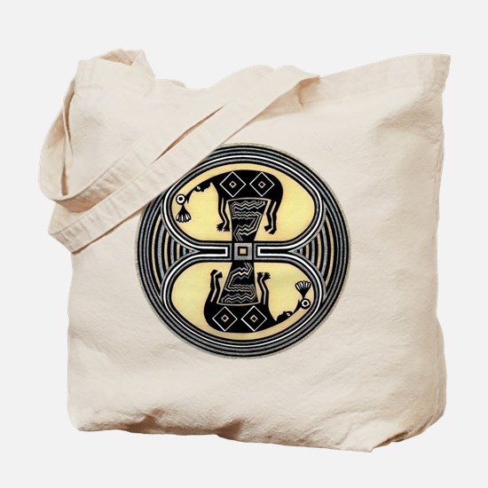 MIMBRES CHIEFS BOWL DESIGN Tote Bag