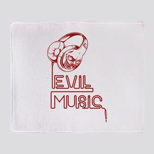 Evil Music Stadium Blanket